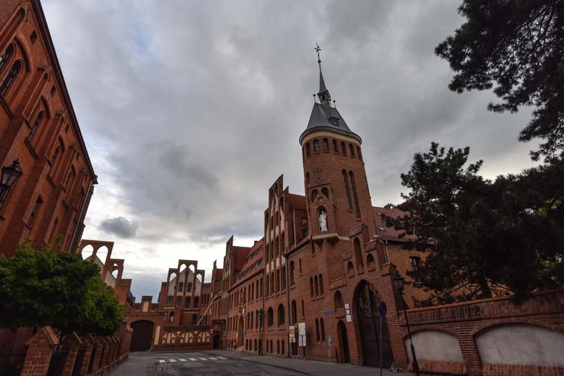 Klasztor Zgromadzenia Sióstr Miłosierdzia św. Wincentego a Paulo w Chełmnie /Piotr Lampkowski /East News