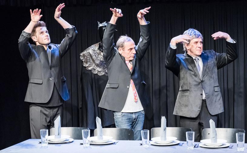 """""""Klatka dla ptaków"""" w Teatrze Capitol /Fot. Radosław Orczykowski  /"""