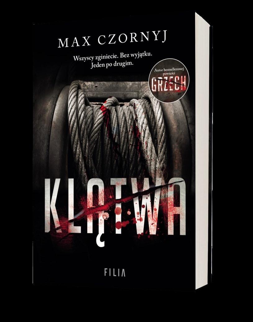 Klątwa, Max Czornyj /materiały prasowe