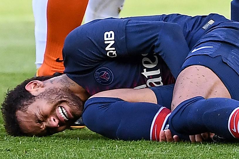 Klątwa nie oszczędziła jednego z najdroższych piłkarzy świata /AFP