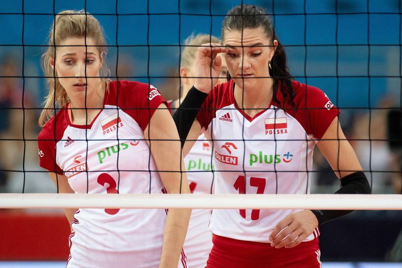 Klaudia Alagierska i Malwina Smarzek-Godek /Grzegorz Michałowski /PAP