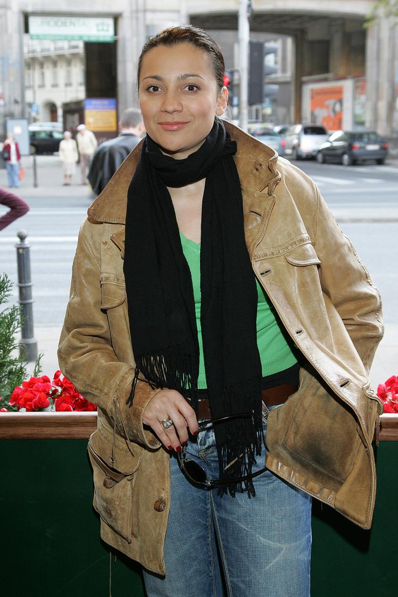 Klaudia Carlos, 2008 rok / Engelbrecht /AKPA