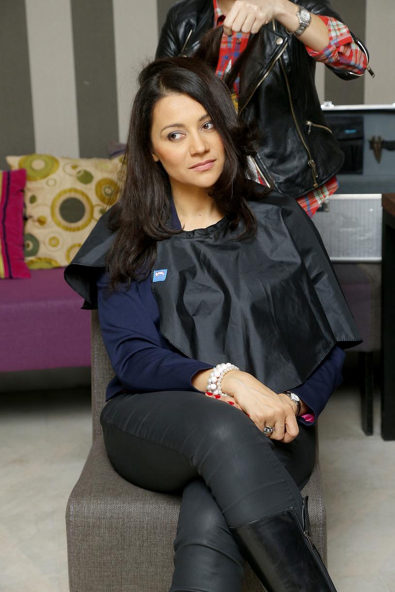 Klaudia Carlos, 2014 rok /Baranowski /AKPA