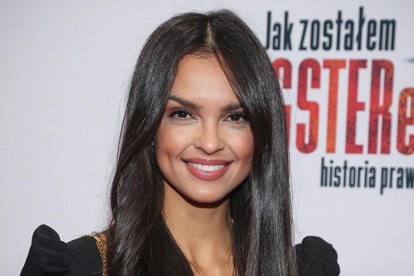 Klaudia El Dursi jest spełnioną kobietą i matką /Kamil Piklikiewicz /East News