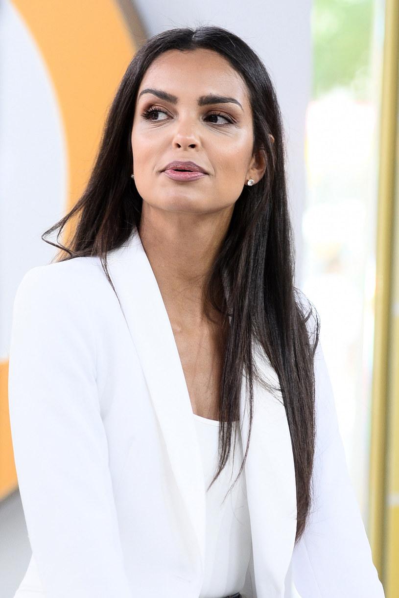 Klaudia El-Dursi wyróżnia się egzotyczną urodą /VIPHOTO /East News