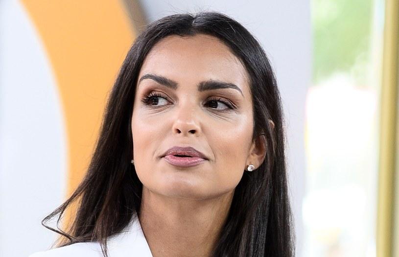 """Klaudia El Dursi zrobiła karierę za sprawą """"Top Model"""". Nie boi się pozować w bieliźnie /Andras Szilagyi /MWMedia"""