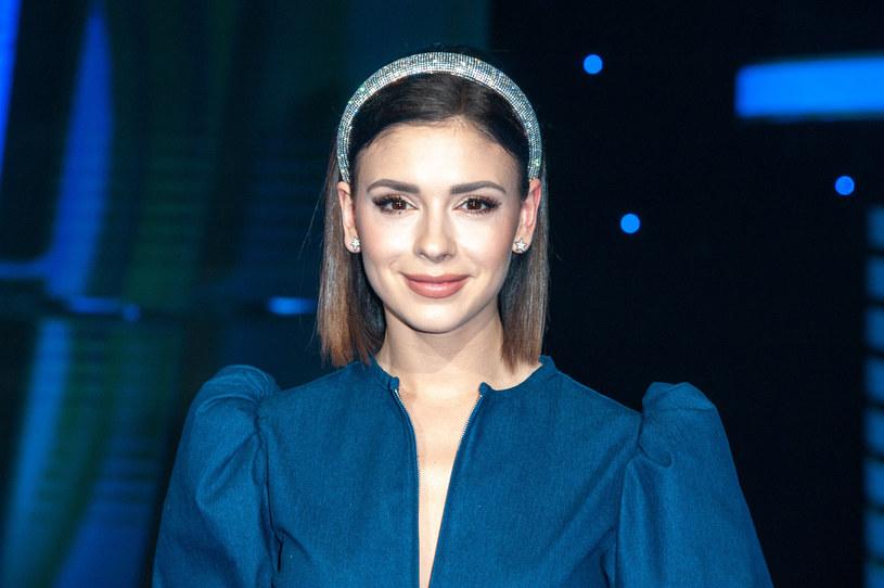 Klaudia Halejcio przyznaje, że jest perfekcjonistką /Artur Zawadzki/REPORTER /Reporter