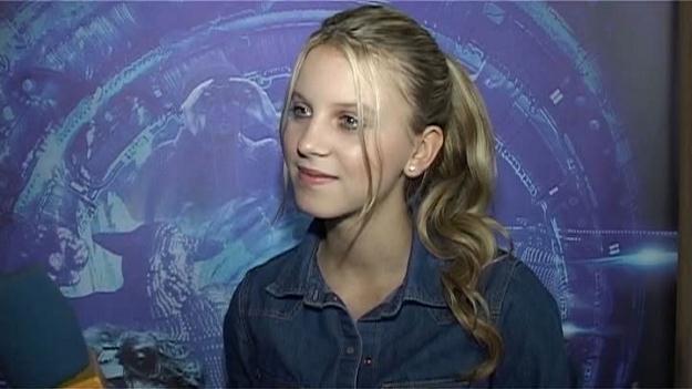 """Klaudia Kulawik: """"Musiałam zagrać rockową dziewczynę"""" /INTERIA.PL"""