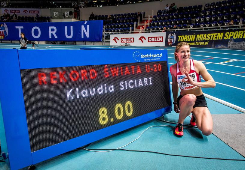 Klaudia Siciarz /Tytus Żmijewski /PAP