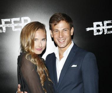 Klaudia Szafrańska z zespołu Xxanaxx i aktor Józef Pawłowski wzięli ślub