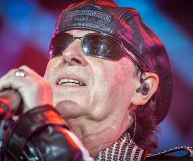 Klaus Meine (Scorpions) w szpitalu. Przeszedł pilną operację