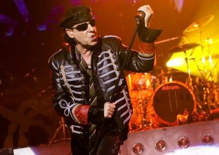 Klaus Meine (Scorpions) w Zabrzu /fot. Bartosz Nowicki