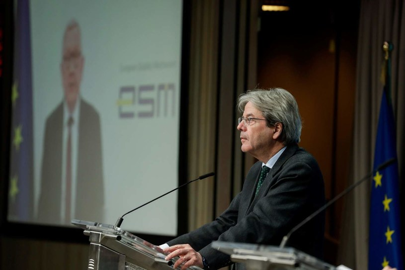Klaus Regling, dyrektor zarządzający Europejskiego Mechanizmu Stabilności /AFP