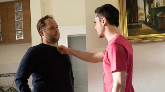 Klemens i Irek wciąż kłócą się o to, kto jest ojcem dziecka Liliany /www.barwyszczescia.tvp.pl/