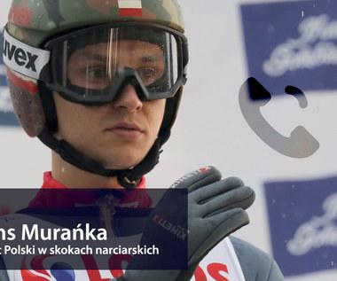 Klemens Murańka dla Interii: Ostatnia zima była na plus. Wideo