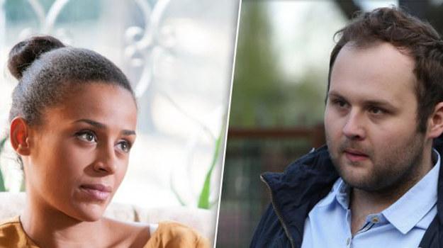 Klemens podejrzewa, ze Liliana nosi jego dziecko. /www.barwyszczescia.tvp.pl/