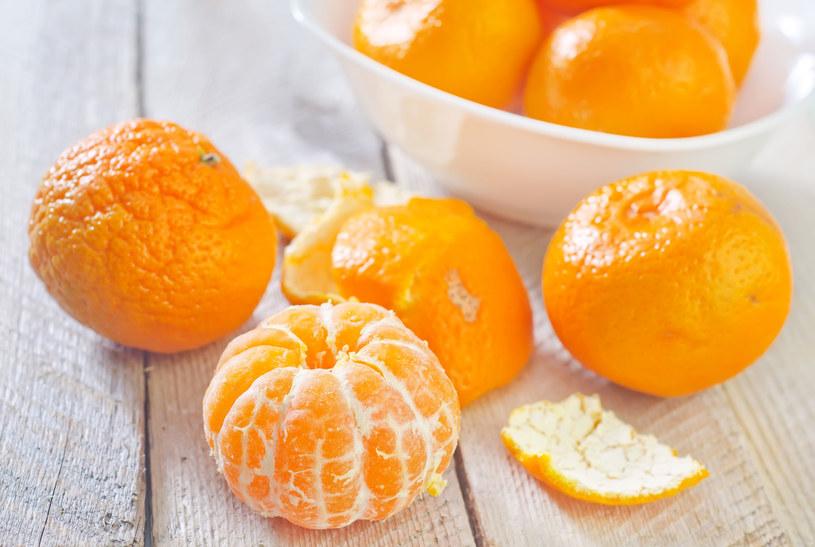 Klementynki i mandarynki to w rzeczywistości dwie różne odmiany /123RF/PICSEL