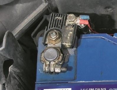 klemy /Motor