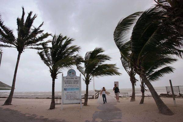 Klęski żywiołowe raczej nam nie grożą /AFP