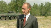 Klich: Jeszcze nie trafiło do mnie wypowiedzenie płk. Zawadki