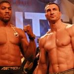 Kliczko kontra Joshua - walka, która może zadecydować o przyszłości boksu