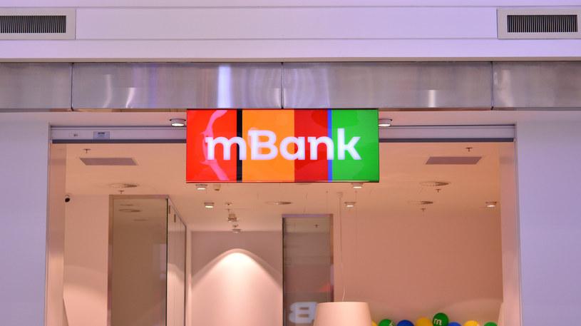 Klienci mBanku muszą liczyć się z utrudnieniami /123RF/PICSEL