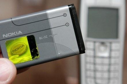 Klienci mogą wymienić potencjalnie wadliwe BL-5C. /AFP