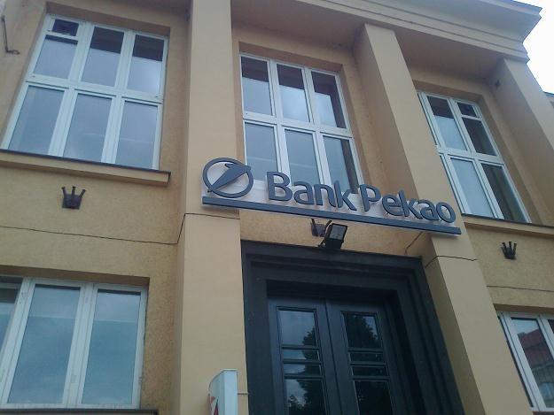 Klienci Pekao dostaną dziś swoje pieniądze, fot. K. Mrówka /INTERIA.PL