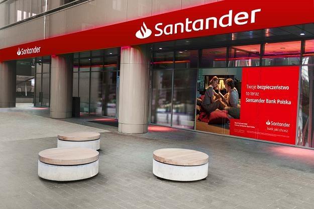 Klienci Santandera powinni w weekend uważać... /Informacja prasowa