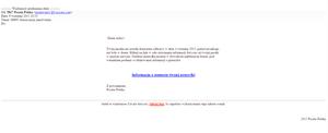 Klikałeś ostatnio w wiadomość od Poczty Polskiej? Twój komputer być może stał się zombie
