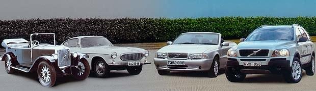 Kliknij i zobacz ewolucję modeli Volvo /INTERIA.PL