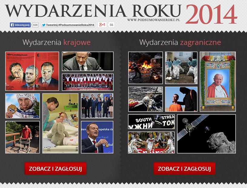 Kliknij w obrazek i zagłosuj /INTERIA.PL
