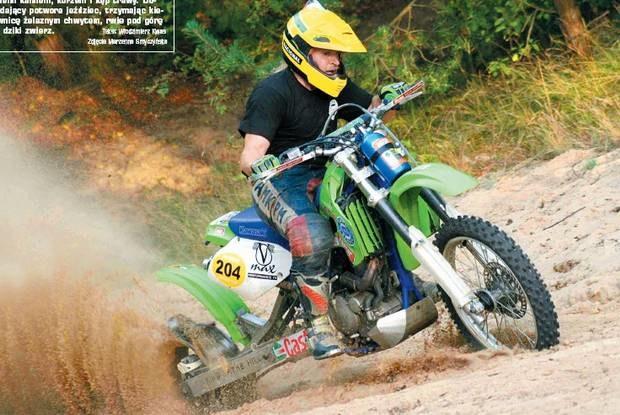 Kliknij /Motocykl