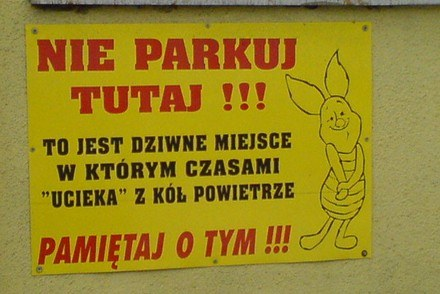 Kliknij /poboczem.pl