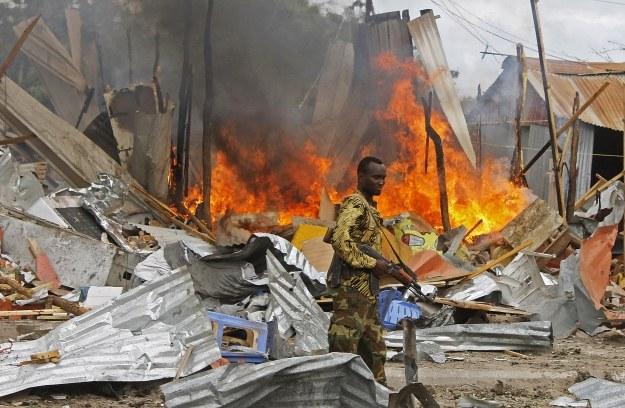 Klimat ociepla się, więc liczba przestępstw będzie rosnąć /AFP