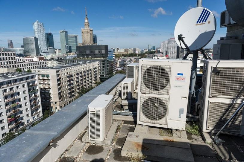 Klimatyzacja będzie coraz popularniejsza? /Bartosz Krupa /Agencja SE/East News