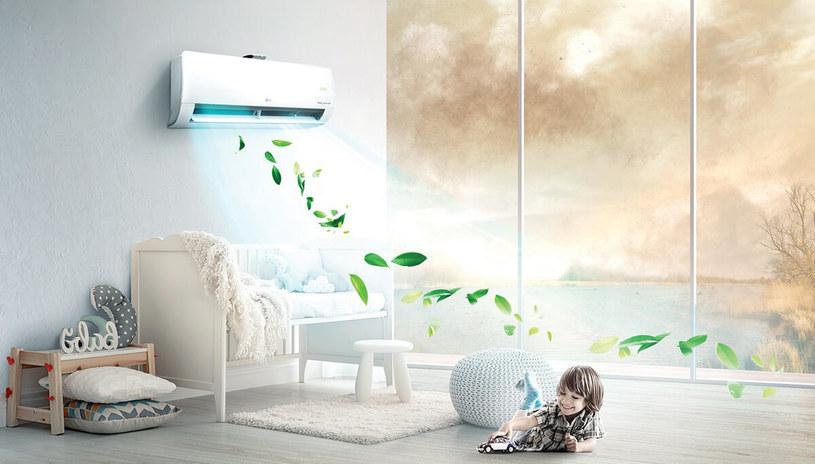 Klimatyzator może być urządzeniem energooszczędnym i ekologicznym /materiały prasowe