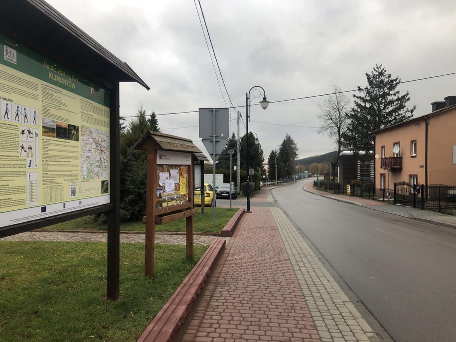 Klimontów, czyli jedno z czterech nowych polskich miast odwiedzamy w świątecznych Faktach RMF FM. /Michał Dobrołowicz /RMF FM