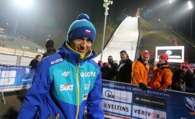 Klingenthal: Wciąż nie wiadomo, czy Stoch wystartuje