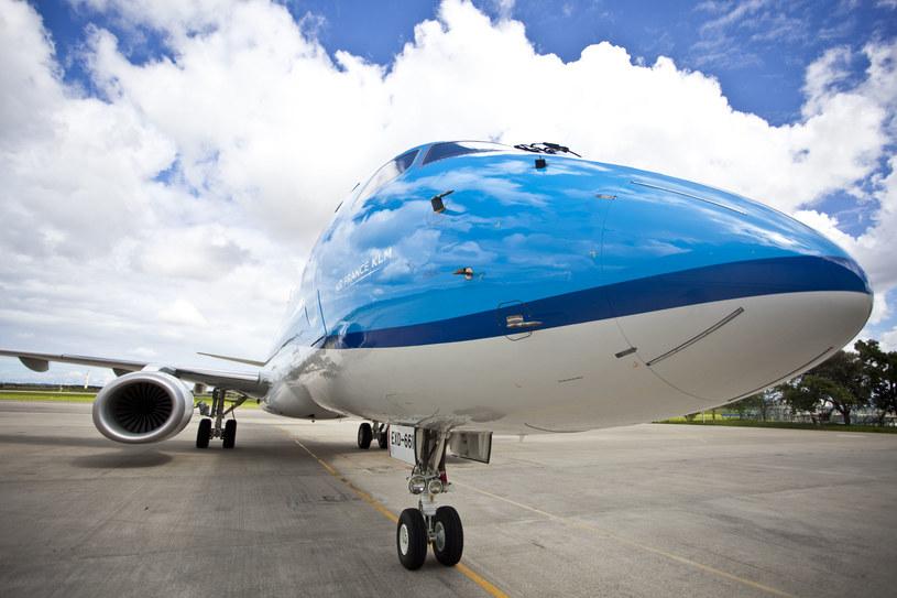 KLM wraca do Polski... /Informacja prasowa