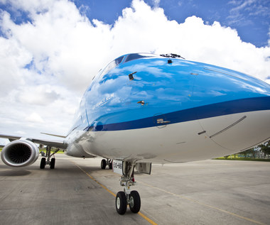 KLM wraca do Polski