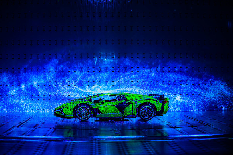 """""""Klocek LEGO jest ikoną, tak samo jak sportowy samochód Lamborghini"""" /materiały prasowe"""