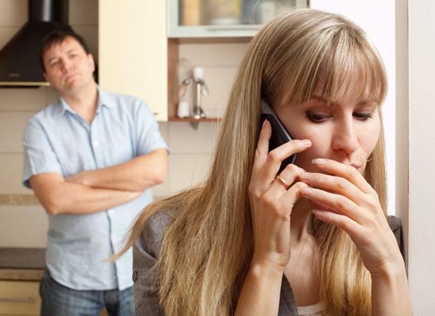 Kłócimy się z mężem o... mojego eksmęża /123RF/PICSEL