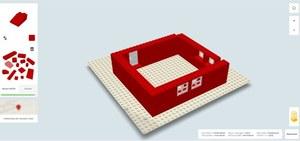 Klocki Lego w przeglądarce - Build with Chrome