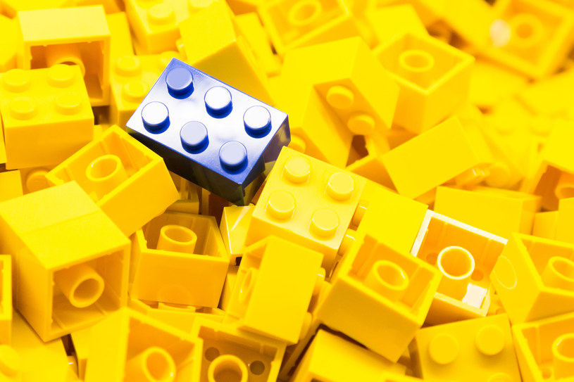 Klocki Lego /123RF/PICSEL