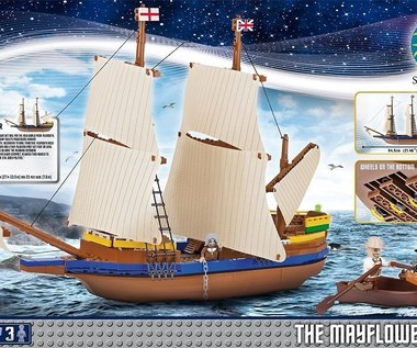 Klockowy Mayflower