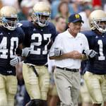 Kłopotliwe zwycięstwo Notre Dame w NCAA