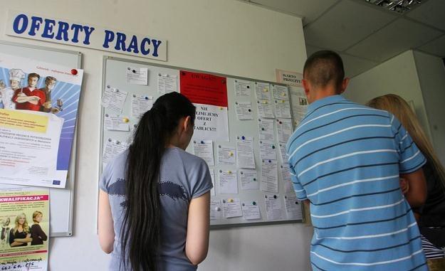 Kłopotów ze znalezieniem pracy nie będą mieli głównie specjaliści, fot. Marcin Smulczyński /Agencja SE/East News