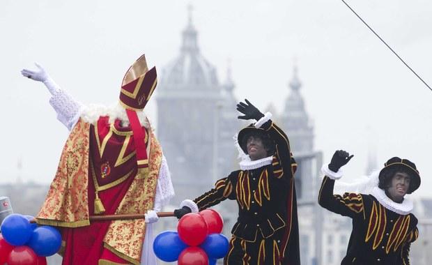Kłopoty parady świętego Mikołaja w Holandii: Organizatorzy oskarżeni o rasizm