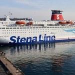 Kłopoty polskiego promu Stena Line w Szwecji